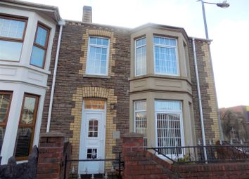 Thumbnail 2 bed end terrace house for sale in George Street, Port Talbot