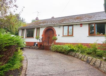 Thumbnail 3 bed detached bungalow for sale in Murch Road, Dinas Powys