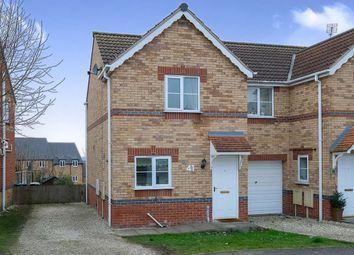 Thumbnail 2 bedroom semi-detached house to rent in Juniper Way, Gainsborough