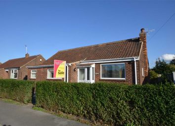 Thumbnail 2 bed detached bungalow for sale in Tune Street, Osgodby, Selby