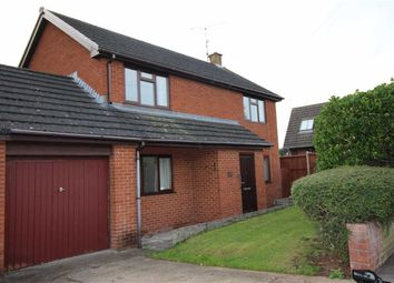 Thumbnail 4 bed detached house to rent in St. Thomas Road, Monmouth