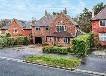 Thumbnail 3 bed detached house for sale in Green Curve, Banstead