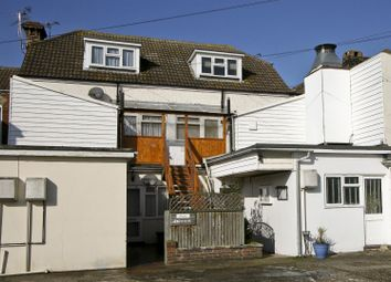 Thumbnail 2 bedroom maisonette to rent in Canterbury Road, Whitstable, Kent