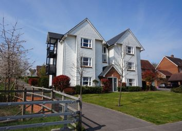 Thumbnail 2 bedroom flat for sale in Baxendale Way, Uckfield