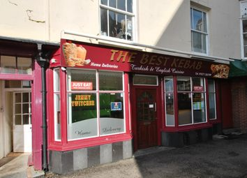 Thumbnail Restaurant/cafe to let in 4 The Strand, Barnstaple