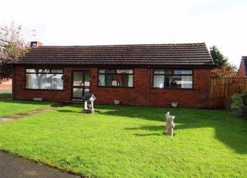 Thumbnail 2 bed detached bungalow for sale in Cotswold Avenue, Lowton, Warrington