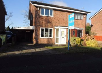 2 bed semi-detached house for sale in Avon Close, Marple, Stockport SK6