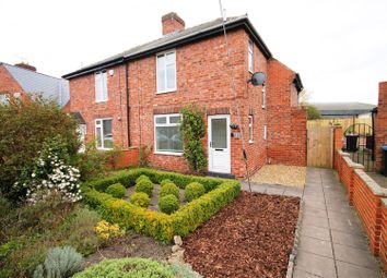 Thumbnail 3 bedroom semi-detached house for sale in Frank Street, Gilesgate, Durham