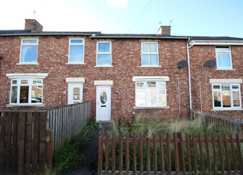 Thumbnail 3 bed terraced house for sale in Third Avenue, Chester Le Street