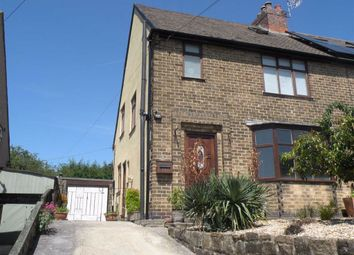 Thumbnail 3 bedroom semi-detached house for sale in 81, Northwood Lane, Darley Dale Matlock, Derbyshire