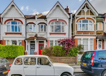 Thumbnail 4 bed terraced house for sale in Blenheim Gardens, London