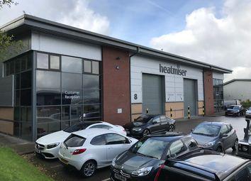 Thumbnail Industrial for sale in Units 8 & 9, Hurstwood Court, Blackburn