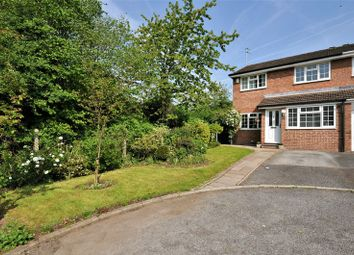 Thumbnail 3 bed semi-detached house for sale in Dunoon Close, Holmes Chapel, Crewe