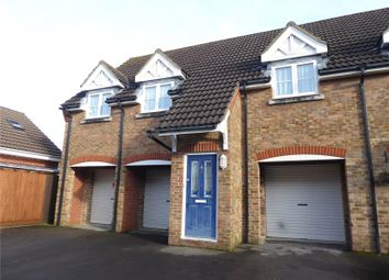 Thumbnail 2 bed semi-detached house for sale in Wise Close, Swindon, Wiltshire