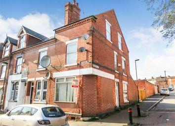 Thumbnail 4 bed end terrace house for sale in Berridge Road, Forest Fields, Nottingham