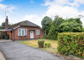 Thumbnail 2 bed bungalow for sale in Bridle Road, Woodford, Stockport