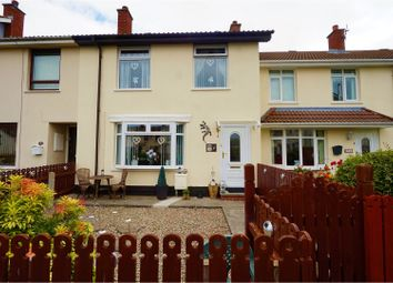 Thumbnail 3 bed terraced house for sale in Leven Place, Belfast