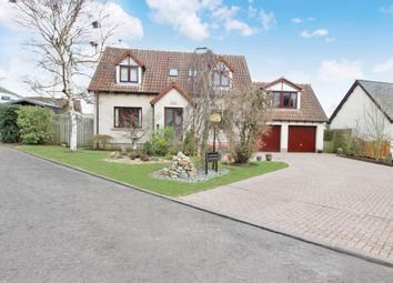 Thumbnail 4 bed detached house for sale in The Steadings, Collessie
