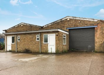 Thumbnail Industrial for sale in Caxton Road, St Ives