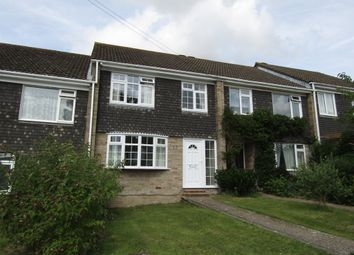 Thumbnail 3 bed terraced house for sale in Marlborough Close, Waterlooville