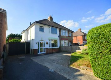 Thumbnail 3 bed semi-detached house for sale in Orchard Road, Longlevens, Gloucester