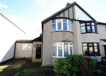 Thumbnail 3 bed semi-detached house for sale in Westbrooke Road, Sidcup