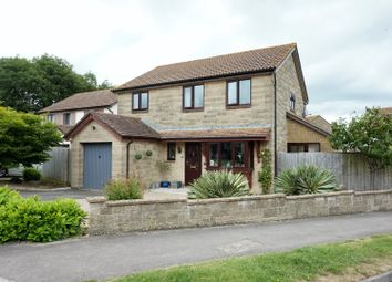 Thumbnail 4 bed detached house for sale in Maincombe Close, Crewkerne