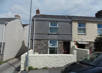 Thumbnail 2 bedroom end terrace house for sale in St. Day Road, Redruth