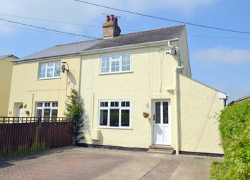 Thumbnail 3 bed semi-detached house for sale in Highfield, Clare, Sudbury