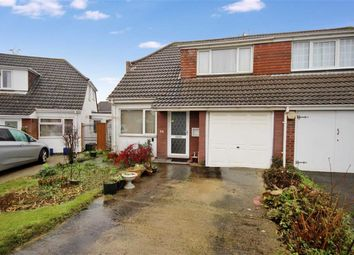 Thumbnail 3 bedroom semi-detached house for sale in Colebrook Road, Coleview, Swindon
