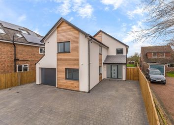 Thumbnail 6 bed detached house for sale in Mayflower Road, Park Street, St. Albans, Hertfordshire