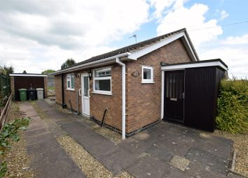 Thumbnail 2 bed bungalow for sale in Braunston Road, Oakham