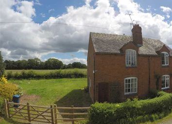 Thumbnail 3 bed cottage for sale in Brockton, Eccleshall, Stafford