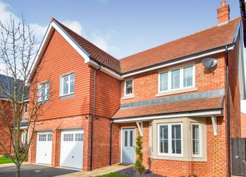 5 bed detached house for sale in Turvin Crescent, Gilston, Harlow CM20