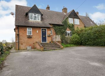 Thumbnail 4 bed semi-detached house for sale in Knowle Lane, Horton Heath, Eastleigh
