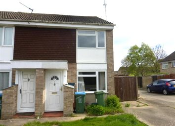 Thumbnail 2 bed end terrace house for sale in Slattenham Close, Aylesbury