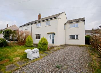 Thumbnail 4 bed semi-detached house for sale in Harpur Place, Thornhill, Egremont