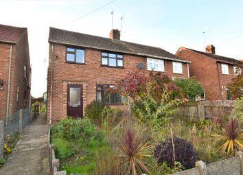 Thumbnail 3 bed semi-detached house for sale in Northampton Lane North, Moulton, Northampton