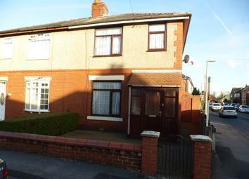 Thumbnail 3 bedroom semi-detached house to rent in Ribby Avenue, Kirkham, Preston