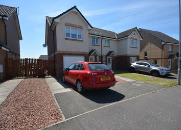 Thumbnail 3 bed semi-detached house for sale in Bowmore Road, Kilmarnock