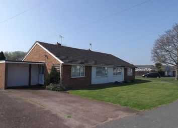 Thumbnail 2 bed bungalow for sale in Walberton Close, Felpham, Bognor Regis, West Sussex