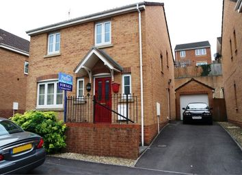 Thumbnail 4 bed detached house for sale in Kingfisher Road, North Cornelly, Bridgend, Mid Glamorgan