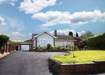 Thumbnail 3 bedroom detached bungalow for sale in Bringewood Close, Ludlow