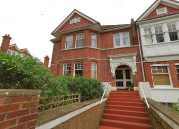 Thumbnail 1 bed flat for sale in 17 Darley Road, Eastbourne, East Sussex