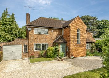 Thumbnail 4 bed detached house for sale in Southborough Close, Surbiton