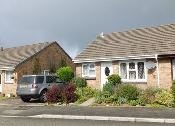 Thumbnail 2 bed semi-detached bungalow for sale in Guipavas Road, Callington