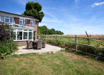 Thumbnail 4 bed end terrace house for sale in Church Close, Lower Beeding, Horsham