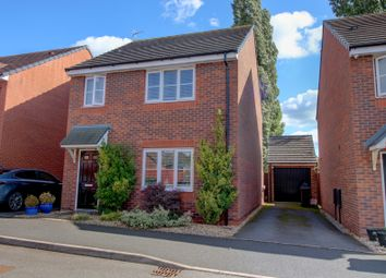 4 bed detached house for sale in Rakegate Close, Wolverhampton WV10