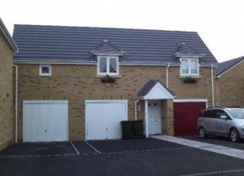 Thumbnail 2 bed terraced house to rent in Schooner Close, Newport