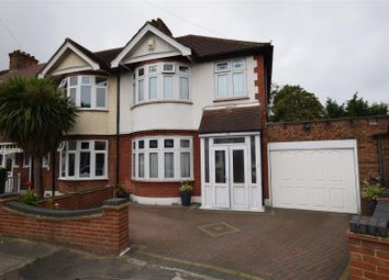 Thumbnail 3 bed end terrace house for sale in Eva Road, Chadwell Heath, Romford